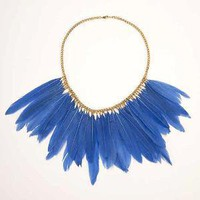 Luna & Curious ? Feather Necklace