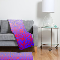 DENY Designs Home Accessories | Jacqueline Maldonado Bali Ombre Fleece Throw Blanket