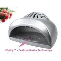 USpicy Mini Cute Size Handy Nail Dryer for Hand Nail