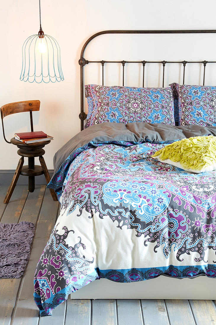 Magical thinking medallion duvet cover from urban outfitters Magical thinking bedding
