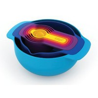 Amazon.com: Joseph Joseph Nest 7 Plus Compact Food Preparation Set: Kitchen & Dining
