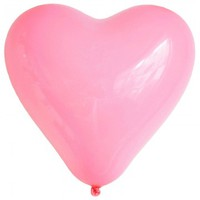 My Little Day Pink Heart Balloons | AlexandAlexa