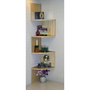 Amazon.com: 4D Concepts Hanging Corner Storage, Maple: Home &amp; Kitchen