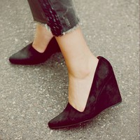 Free People Showcase Wedge