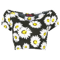 **Dani Crop by Motel - Tops  - Clothing