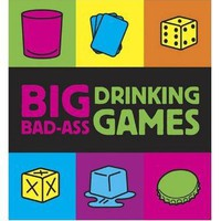 Amazon.com: Big Bad-Ass Drinking Games (Mega Mini Kits) (9780762435937): Jordana Tusman: Books