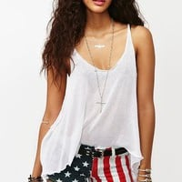 America Cutoff Shorts in  Clothes Bottoms at Nasty Gal