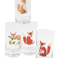 Foxy Moxie Glass Set | Mod Retro Vintage Kitchen | ModCloth.com