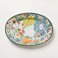Anthropologie - English Meadow Platter