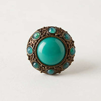 Anthropologie - Emerald Palace Knob