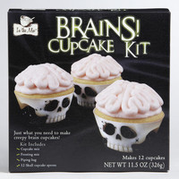 Jo Cupcake Brains Kit Box