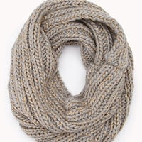 Touch-of-Glam Infinity Scarf
