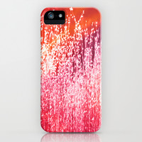 Grasses Sundae iPhone & iPod Case by Veronica Ventress