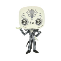 Disney Pop! Day Of The Dead Jack Skellington Vinyl Figure | Hot Topic