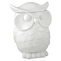 Karma Kiss: Owl Ceramic Cookie Jar, at 13% off!