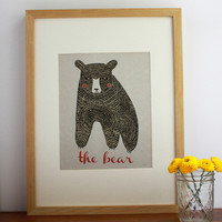 gingiber: The Bear, at 26% off!