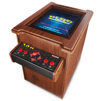 Pac Man's Arcade Party® Cocktail Table Video Game Machine