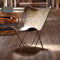 Iron Butterfly Chair - Furniture - Paul Michael Company