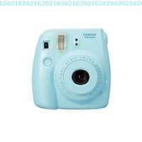 Fujifilm Instax Mini 8 Instant Film Camera (Blue):Amazon:Camera & Photo