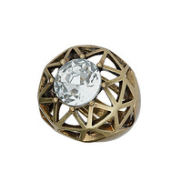 Cut Out Stone Ring - Sale - Sale & Offers - Topshop USA