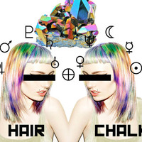 HAIR CHALK CREAM - Many Colors