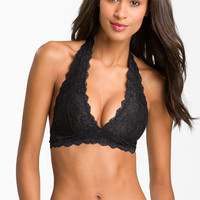 Women's Free People Lace Halter Bra