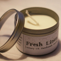 Fresh Linen Candle