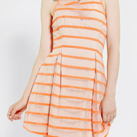 Urban Outfitters - Finders Keepers Tight Rope Fit & Flare Dress