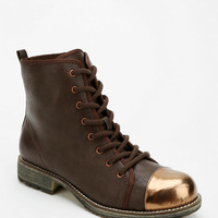 Urban Outfitters - Reality Flash Lace-Up Boot