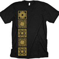 Hellraiser Puzzlebox MENS Tshirt
