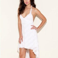 GUESS Mindy High-Low Dress
