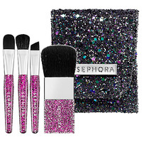 Sephora: SEPHORA COLLECTION : Party Starter Brush Set : brush-sets-makeup-brushes-applicators-makeup