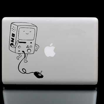 Adventure Time - BEEMO (BMO) Laptop Sticker