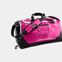 UA Hustle Storm MD Duffel | 1239353 | Under Armour US