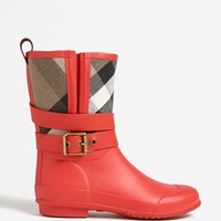 Burberry 'Holloway' Rain Boot (Women) | Nordstrom