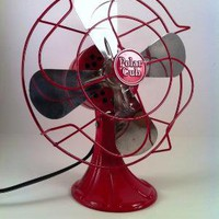1920's Polar Cub Electric Fan  'Napoleon'