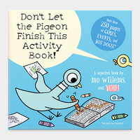 Don't Let the Pigeon Finish this Activity Book                                                                                   | MoMA