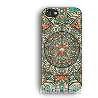 Mandal flowers,IPhone 5s case,IPhone 5c case,IPhone 4 case, IPhone 5 case ,IPhone 4s case,Rubber IPhone case