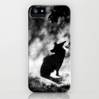 secrets and shadows iPhone & iPod Case by Marianna Tankelevich