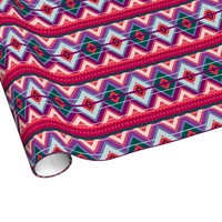 Aztec - Wrapping Paper from Zazzle.com