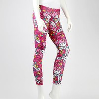 Japan LA x Hello Kitty Leggings: Japanimation