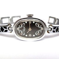 Soviet Vintage Ladies Mechanical Watch Bracelet LUCH.