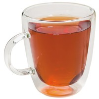 Double Wall Glass Mug