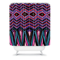 DENY Designs Home Accessories | Randi Antonsen Diamonds 4 Shower Curtain