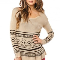 Desert Gaze Sweater - ShopSosie.com