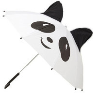 ModCloth Travel Panda-monium Umbrella