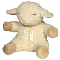 The Infant's Sleep Sound Lamb - Hammacher Schlemmer