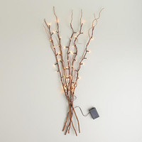 Willow Branch String Lights | World Market