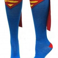 Amazon.com: Superhero Adult Knee High Cape Sock: Clothing