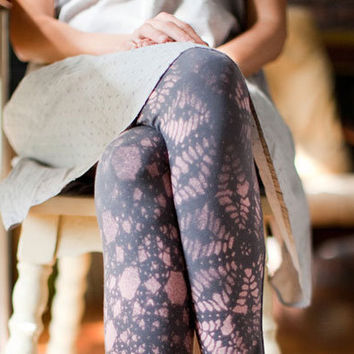 How-Tuesday: Design and Sew Your Own Leggings | The Etsy Blog